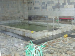 """Санаторий """"Северный"""", Заозерное; детский бассейн с минеральной водой"""